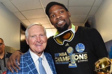 NBA: Jerry West zrezygnował z Warriors