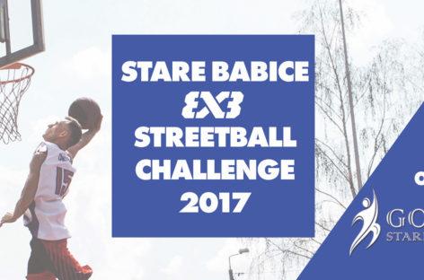 Zapraszamy na Stare Babice 3×3 Streetball Challenge 2017