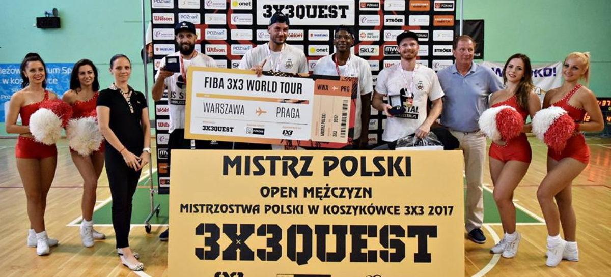R8 Basket 3×3 Kraków i 3city Team mistrzami Polski w koszykówce 3×3