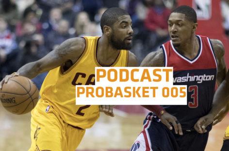Podcast 005: Co się dzieje w Cleveland? Dlaczego Kyrie Irving nie chce grać z LeBronem?