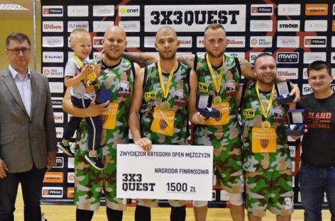 3×3 QUEST w Gorzowie Wlkp. dla Street Team