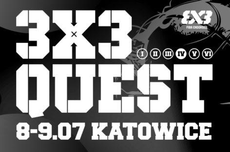 3×3 QUEST 8 i 9 lipca w Katowicach