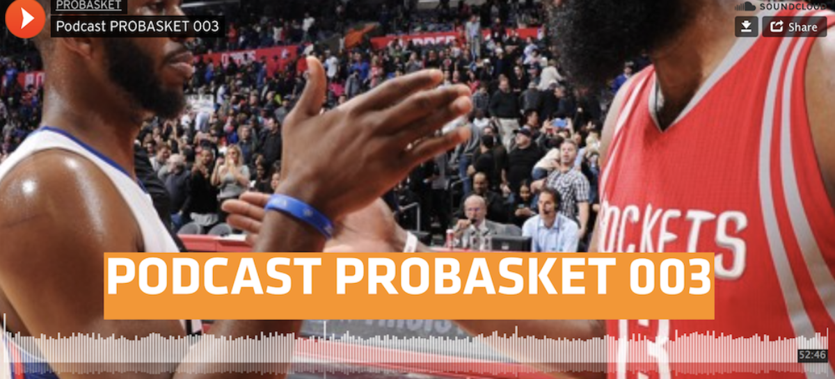 Podcast PROBASKET 003: Transfery Paula George'a i Chrisa Paula, Wolves i Sixers rosną w siłę