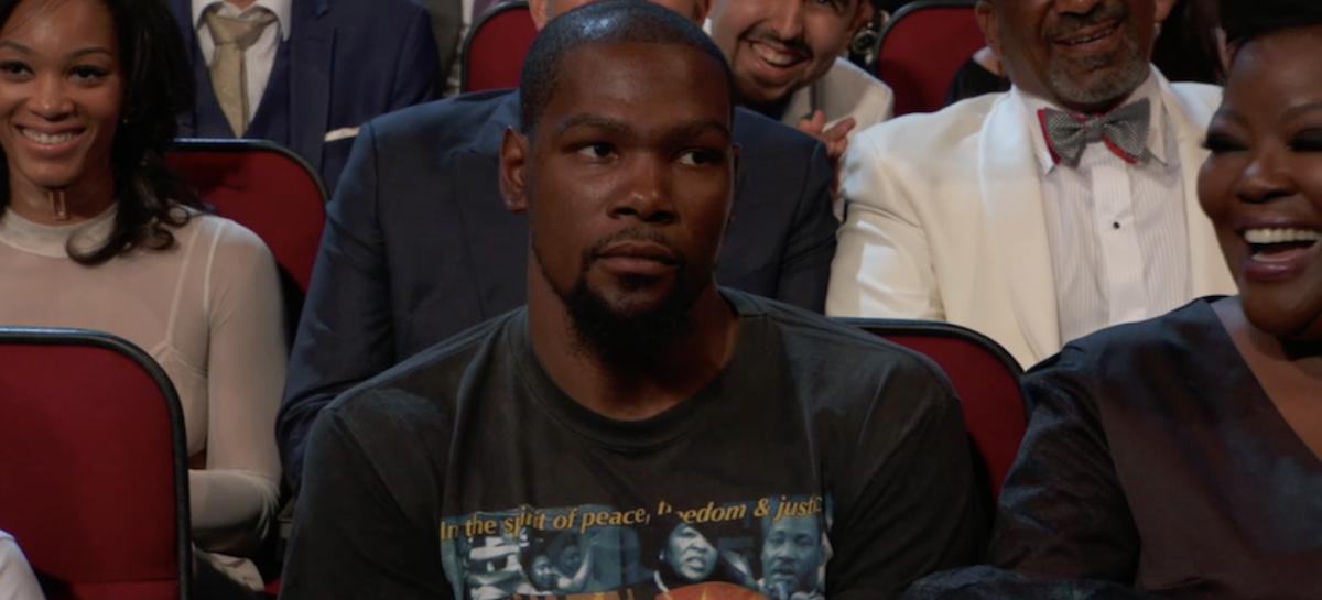 Żarty z Duranta na gali. Jemu nie było do śmiechu