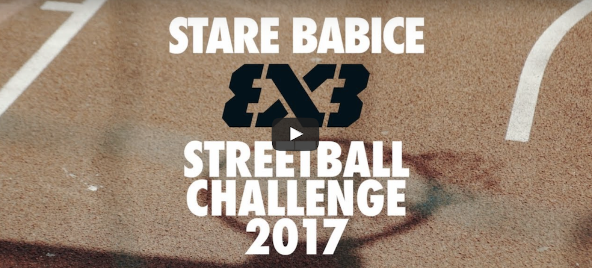 Video: Stare Babice 3×3 Streetball Challenge 2017