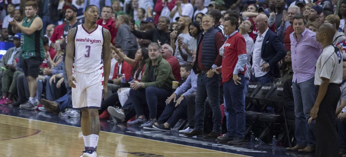 Wyniki NBA: 76ers za silni dla Czarodziejów, niewidoczny Gortat