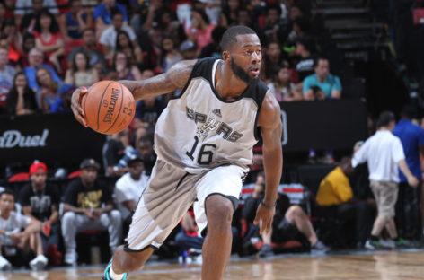 NBA: Spurs tracą kolejnego zawodnika