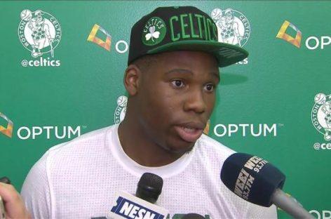 NBA: Celtics ściągają swój wybór w drafcie