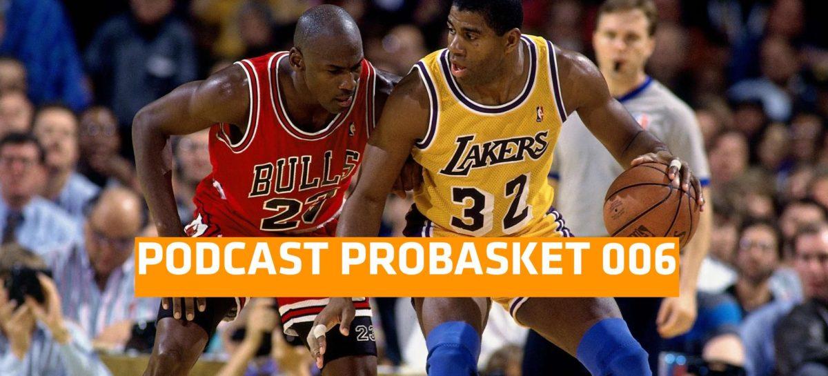 Podcast PROBASKET 006: Rose, Kadra i sentymentalna podróż do NBA lat 90-tych