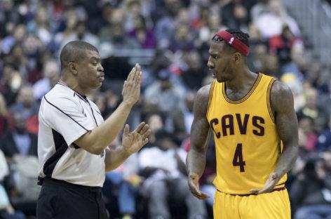 NBA: Iman Shumpert poprosił o transfer?