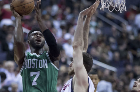Wyniki NBA: Niesamowity powrót Celtics, 48 punktów Hardena