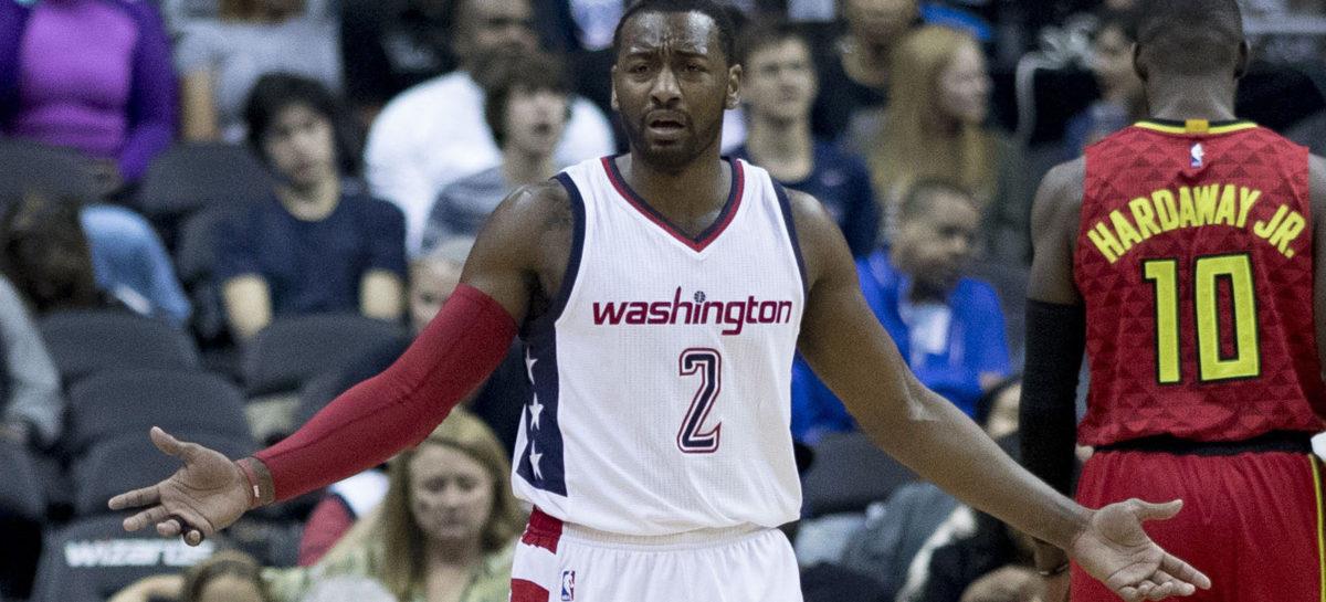 Wyniki NBA: 23 straty Wizards! 27 minut Gortata
