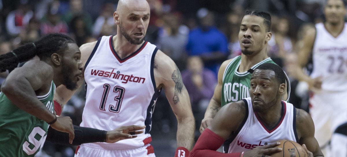 Wyniki NBA: Dobry występ Gortata i łatwa wygrana Wizards