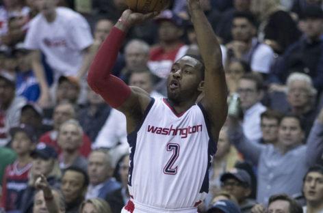 Wyniki NBA: Wizards pod pełną kontrolą. Tylko 18 minut Gortata