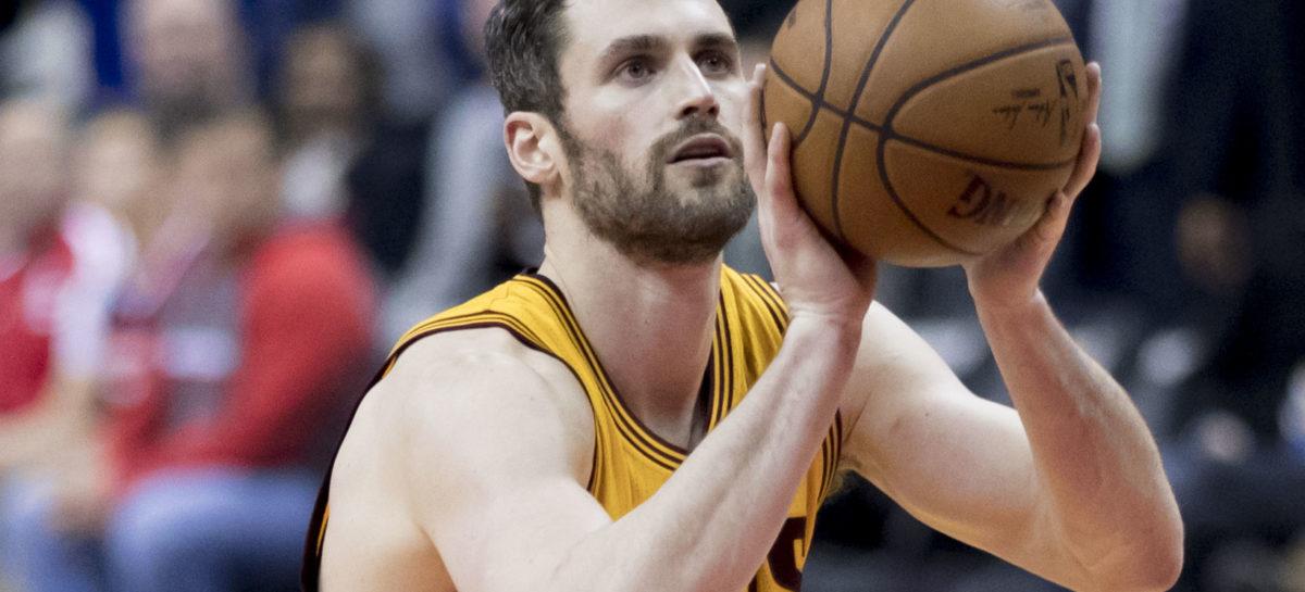 NBA: Kolegom nie podoba się zachowanie Love'a