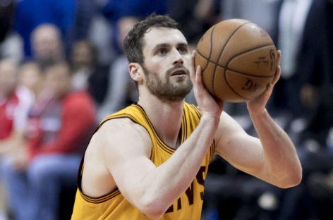 NBA: Love będzie wychodził na piątce