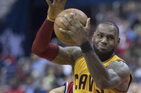 Wyniki NBA: Comeback Cavaliers, emocje w Nowym Orleanie i Los Angeles
