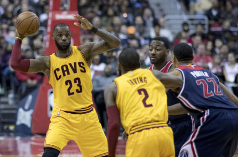 NBA: James i Irving spotkali się w Miami?