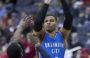 Wyniki NBA: Jednostronne derby LA, Melo pokonuje byłych kolegów