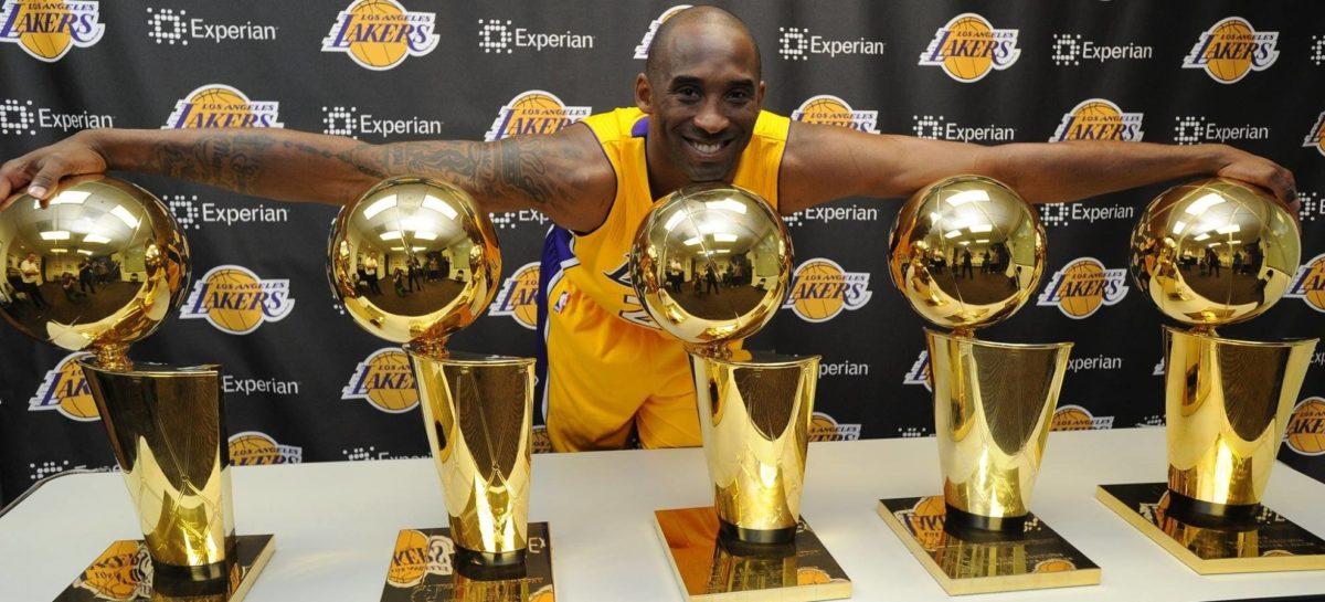 39-te urodziny Kobe Bryant'a