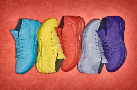 Symbolika koloru w nowych modelach Kobe A.D.