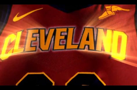 NBA: Cavs oficjalnie zaprezentowali nowe stroje