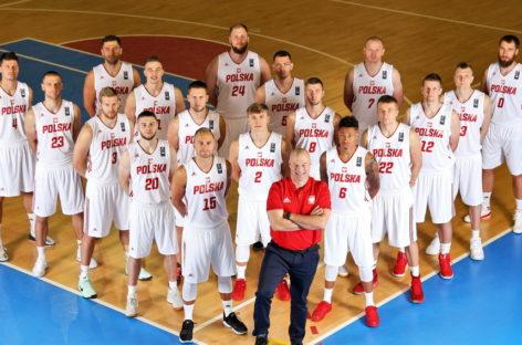 Znamy skład kadry na EuroBasket