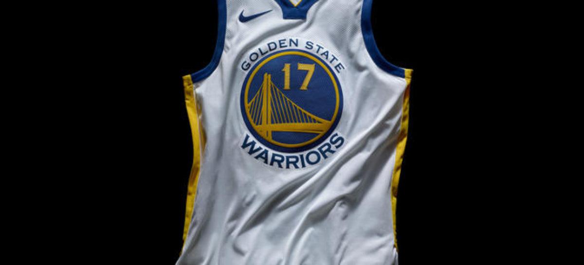 Nike i NBA prezentują pierwsze stroje meczowe