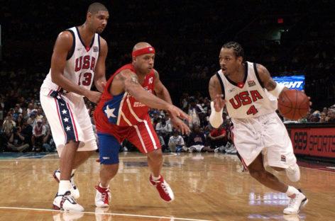 2003 – Allen Iverson notuje historyczny występ
