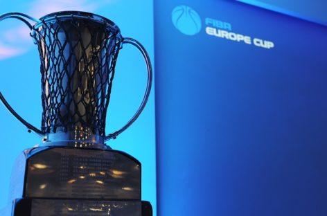 PLK: BM Slam Stal poznała rywali w FIBA Europe Cup