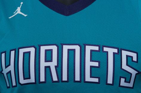 NBA: Hornets przedstawili stroje z logo Jumpmana!