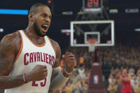 W NBA 2K18 LeBron lepszy od Duranta i Leonarda. Westbrook będzie najlepszy?