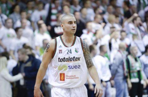 PLK: Kamil Sulima przedłuża kontrakt z Legią