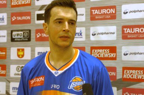 PLK: TBV Start Lublin pozyskał podkoszowego