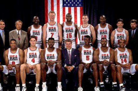 Dream Team – Rocznica wyboru najlepszej drużyny wszech czasów
