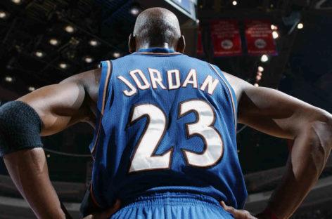 2001 – Michael Jordan po raz drugi wraca do NBA