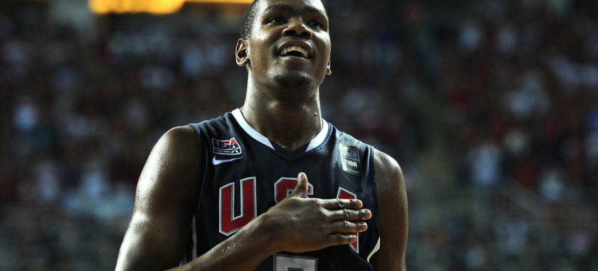 2010 – KD zapewnia ekipie USA mistrzostwo świata