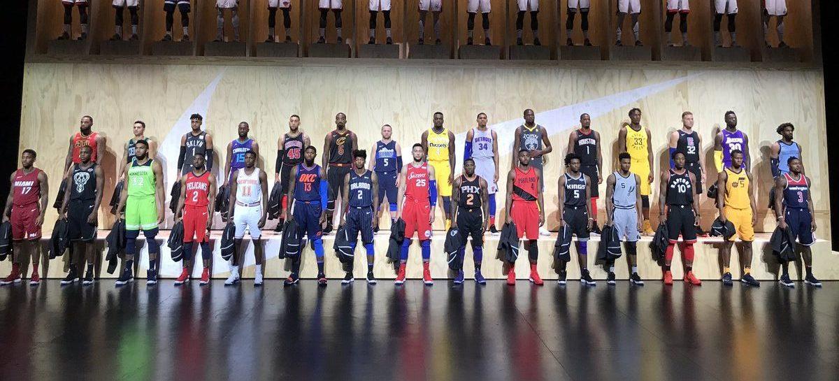 NBA: Nike zaprezentowało nową technologię!