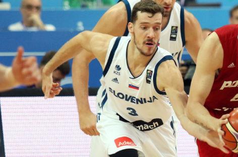EuroBasket 2017: Słowenia w finale. Kto rywalem?