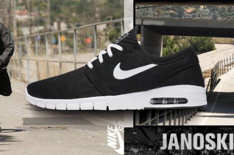 W USA rozchodzą się jak świeże bułeczki – 25% zniżki na Nike – Janoski Max