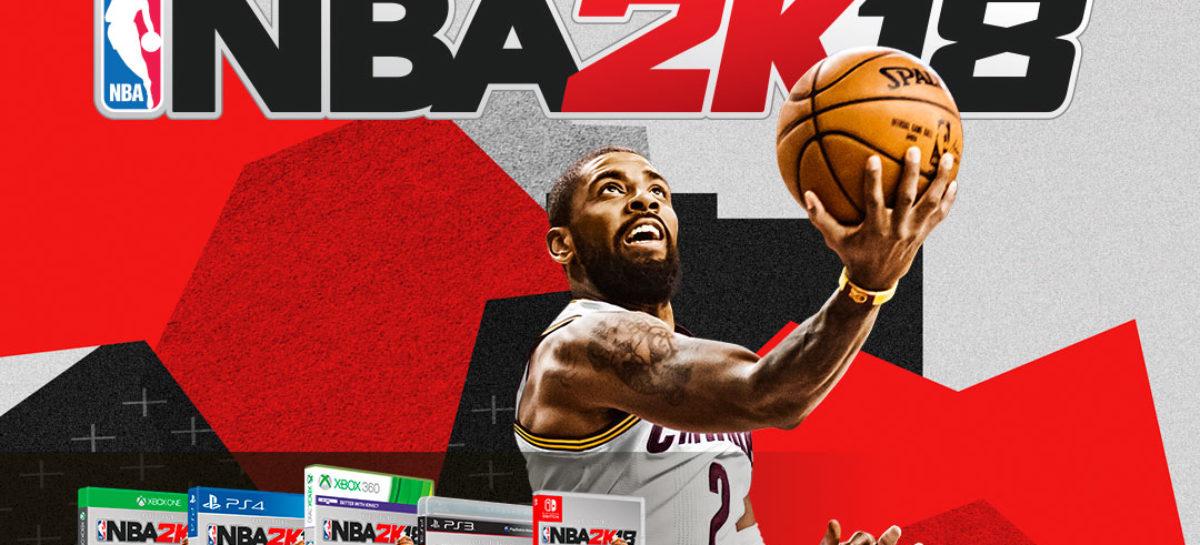 Mamy kody zniżkowe na NBA 2K18