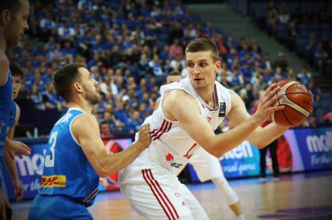 Pewne zwycięstwo z Islandią na EuroBaskecie!