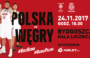 Kadra wraca w listopadzie! Mecz z Węgrami w Bydgoszczy