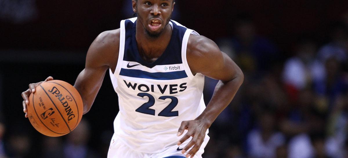 NBA: Wiggins przedłużył kontrakt z Timberwolves!