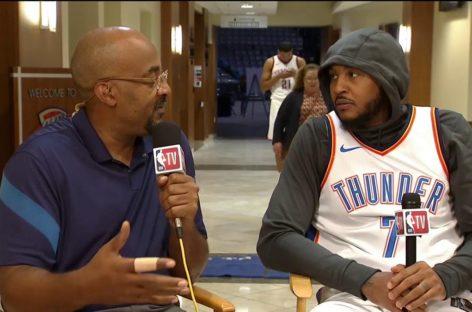 NBA: Spojrzenie pod KAPTUR – wszystko o nowych bluzach Nike dla NBA