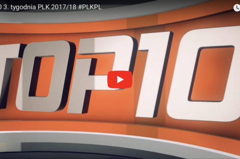 Video TOP10 PLK – Karolak poleciał!