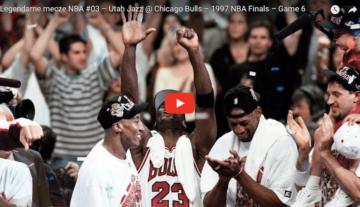 Legendarne mecze NBA: Bulls – Jazz, szósty mecz finału z 1997 roku
