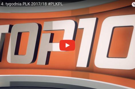Video PLK: Bardzo dobre TOP10 tygodnia!