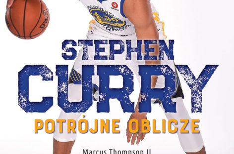 """""""Potrójne oblicze"""". Rusza przedsprzedaż biografii Stepha Curry'ego!"""