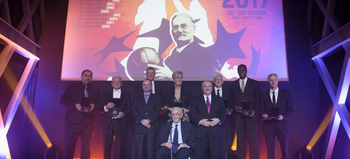 Galeria Sław FIBA przywitała kolejne nazwiska